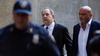 11 nő miatt nyomoznak a britek Weinstein ellen
