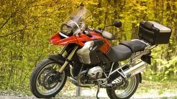 Még mindig a BMW R 1200 GS a legnépszerűbb használt motor