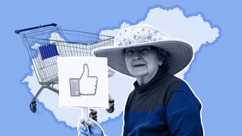 A nyugdíjasok a legelszántabb facebookozók