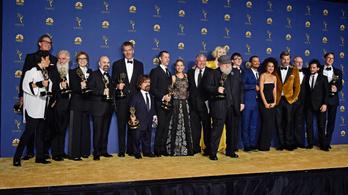 Sosem nézték még ilyen kevesen az Emmy-gálát
