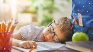5 tipp, hogy az iskola mellett is kialudhassa magát a gyerek