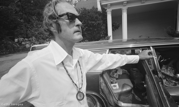 Timothy Leary 1967-ben