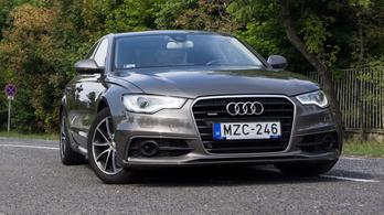 Használtteszt: Audi A6 (C7) 3.0 V6 TDI Quattro S-Line – 2012.