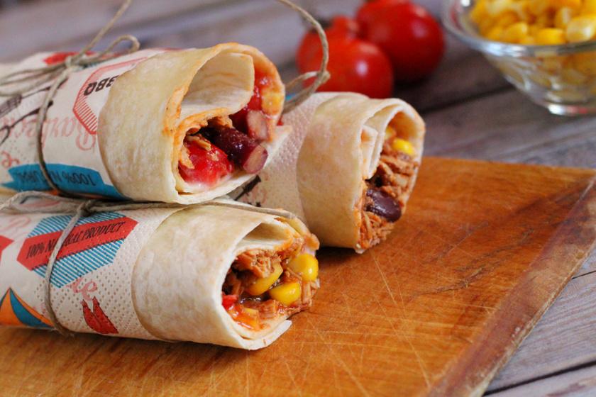 Maradék grillcsirke mentés: a tortilla készítés az egyik legjobb módja ennek