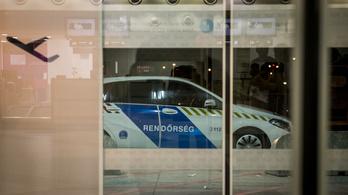 Elkapták a Liszt Ferenc Repülőtér fosztogatóit