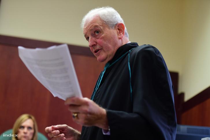 dr. Bárándy Péter ügyvéd