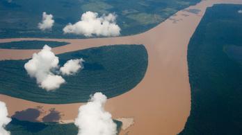 Egyre több a súlyos áradás az Amazonason