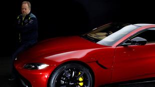 Tőzsdére megy az Aston Martin Londonban