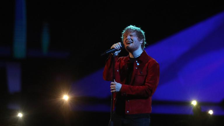 Ed Sheeran lesz a Sziget fő fellépője