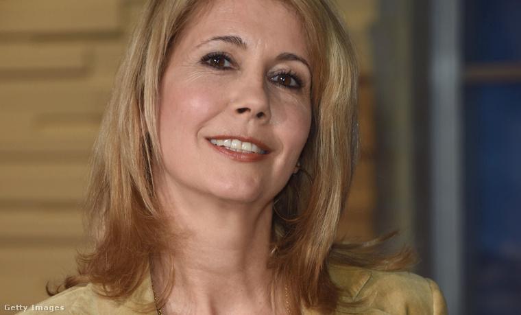 Kristiane Backer muzulmán nőként 2014-ben.