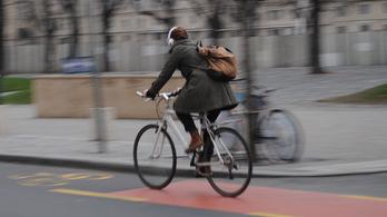 Megint terítékre kerülhet a biciklivel munkába járók támogatása