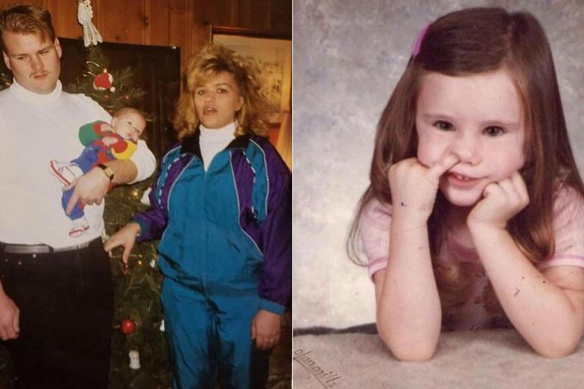 Fergeteges családi fotók a jövő generációinak: jókat nevettünk ezeken a képeken