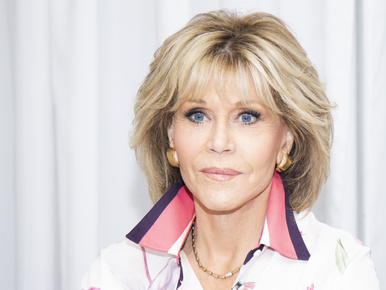 Jane Fonda magát hibáztatta, amiért az anyja elvágta a saját torkát