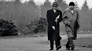 Einstein és Gödel - miről beszélgettek sétáik során?