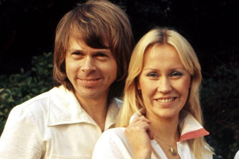 Fotón az ABBA két sztárjának közös lánya - Linda édesanyja kiköpött mása