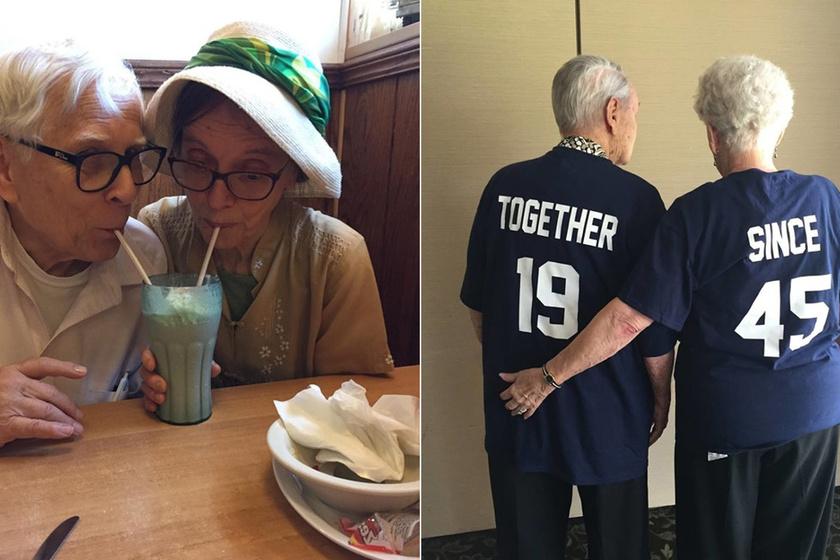 93 évesen is minden héten randira viszi a feleségét a nagypapa - 10 megható fotó, ami bizonyítja: létezik örök szerelem