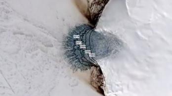 Drámaian felgyorsult a Vavilov-jégsapka olvadása