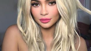 Micsoda kínos hazugságon kapták Kylie Jennert