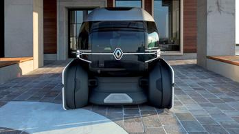 Már a Renault is guruló dobozokban látja a jövőt