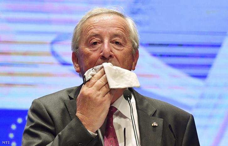 Jean-Claude Juncker az Európai Bizottság elnöke