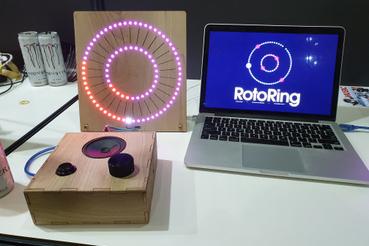 RotoRing, a legfurább játék eddig a TGS-en