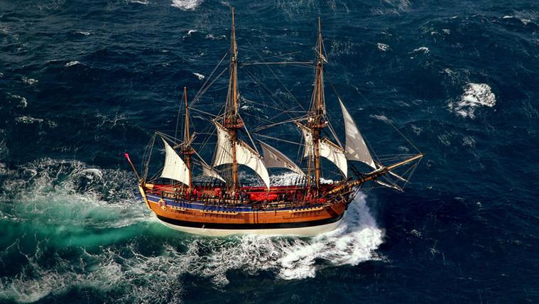 Megtalálhatták Cook kapitány Endeavor hajóját