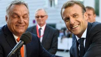 Macron: Aki nem szolidáris, hagyja el Schengent és az EU-s pénzeket