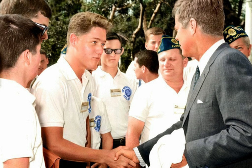Mielőtt híres politikus lett volna: ilyenek voltak fiatalon a világ vezetői