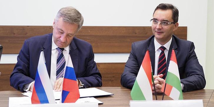 Valerij Jurjevics Vinogrado és Papp László