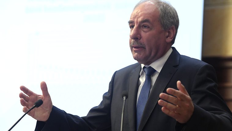 Az Alkotmánybíróság elnöke nagyköveteknek panaszkodott a Sargentini-jelentésre