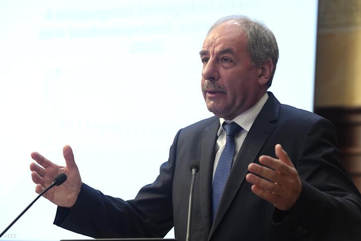 Sulyok Tamás, az Alkotmánybíróság (Ab) elnöke
