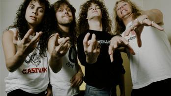 Történelmet írt a Metallica fekete lemeze