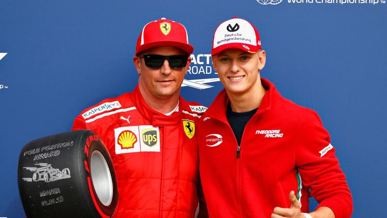 A Ferrari tárt karokkal várná Mick Schumachert