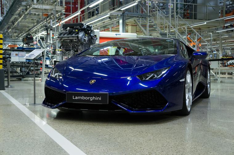 A Lamborghini Huracán nem csupán hatásvadász kellék