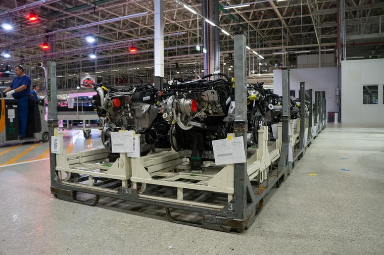 Kevesen tudják, de a győri Audi a világ legnagyobb motorgyára