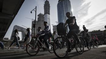 A szemünk előtt épült ki a kínai digitális diktatúra