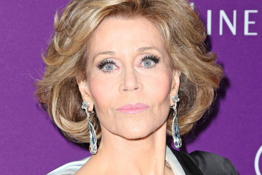 Jane Fonda utálja a plasztikai műtéteit - Ezért feküdt mégis ismét kés alá