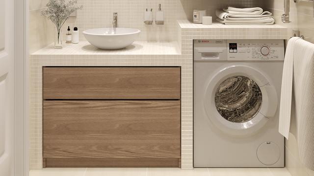 Hová tegyük a mosógépet?