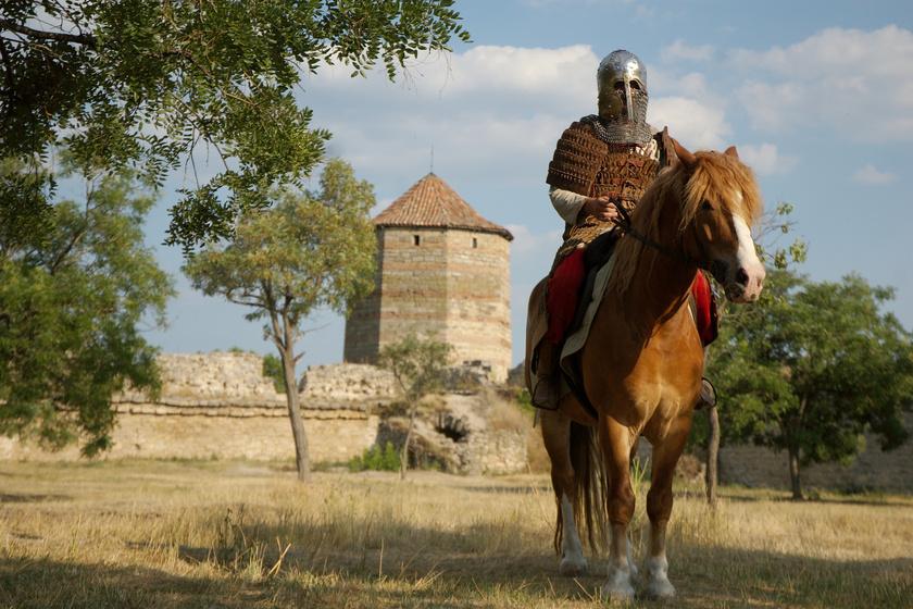 Így nézett ki egy középkori lovag arca: Sir John épp olyan erős lehetett, amilyennek képzeljük őket