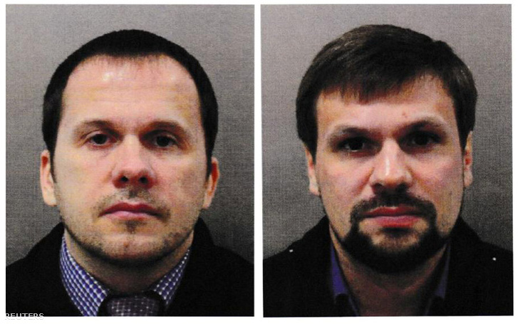 Alekszandr Petrov és Ruszlan Bosirov