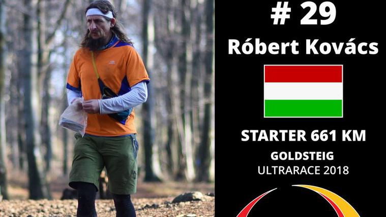 Újra Kovács Róbert nyerte a 661 kilométeres terepultrát