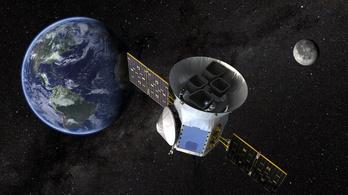 Két új bolygót fedezett fel a NASA exobolygóvadász űrszondája