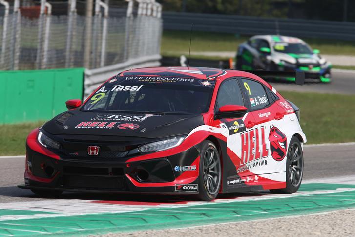 2018-2018 Monza Friday---2018 Monza, 9 Attila Tassi 1