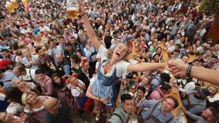 A nap képe: megnyílt az Oktoberfest!