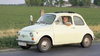 Nőm és a Fiat 500-mánia