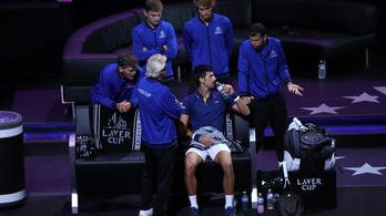 Federer simán nyert, Djokovics szoros meccsen kikapott