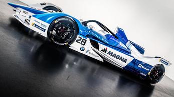 Ez lenne a BMW új formulaautója