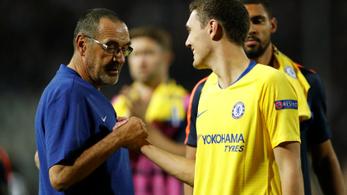A Chelsea és a Barcelona már nem hibátlan