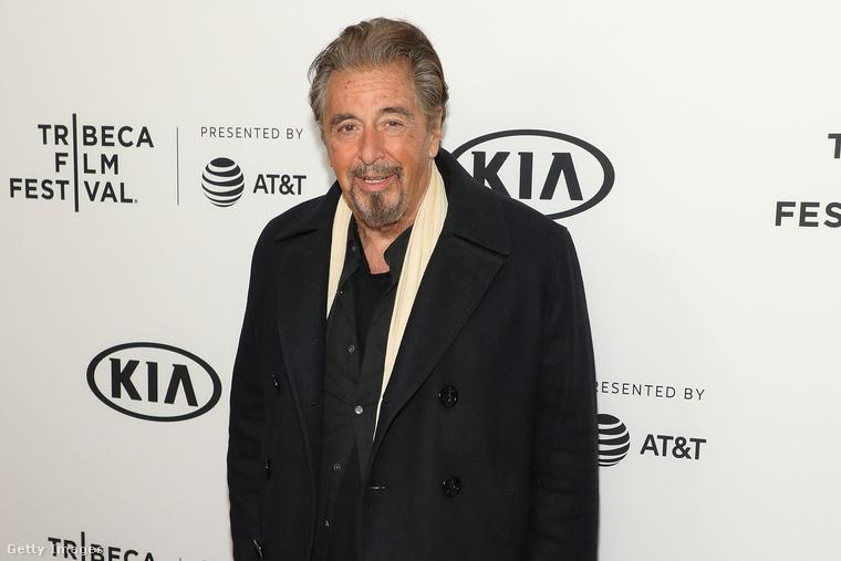 Ezen a képen Al Pacino látható