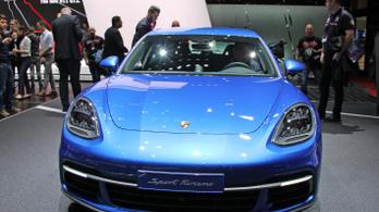 A Porsche felhagy a dízelautók gyártásával